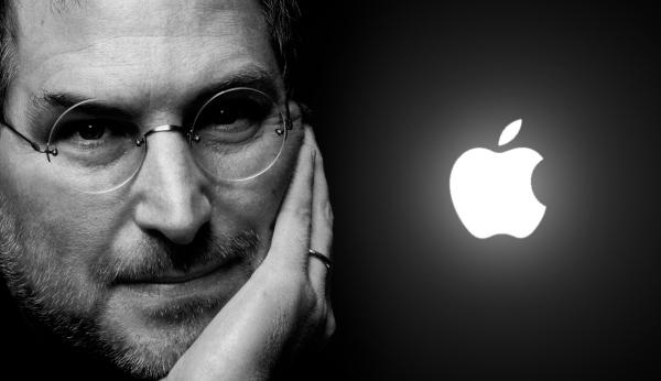Steve Jobs - image courtesy: http://www.bigisthenewsmall.com
