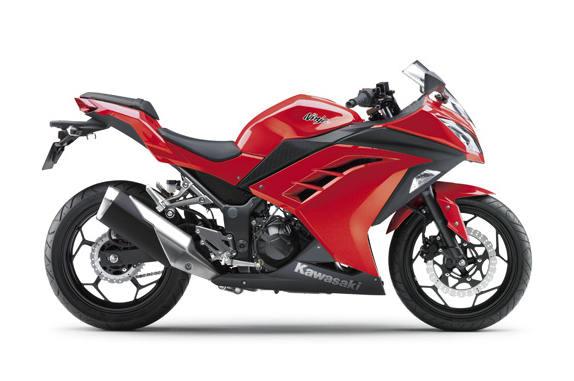 2013 Kawasaki Ninja 300 ABS image 2